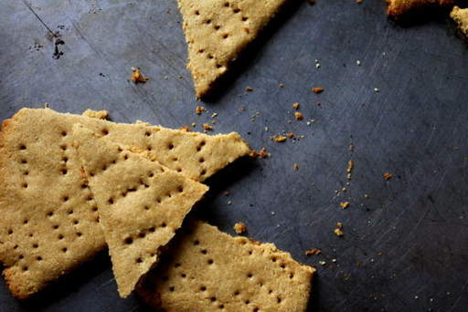 Accidental Barley Graham Crackers: Lessons in Baking Without a Recipe
