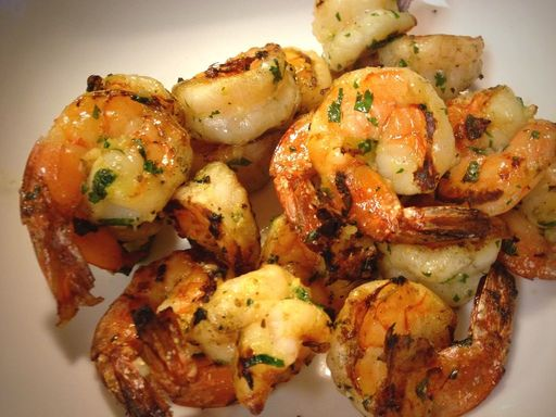 PALEO SPICY SHRIMP RECIPE